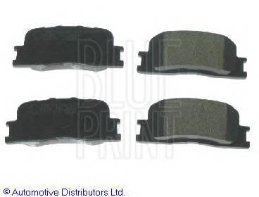 Тормозные колодки Тормозные колодки BLUEPRINT арт. ADT342129