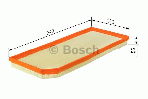 Воздушные фильтры Фільтр повітря BOSCH арт. F026400137