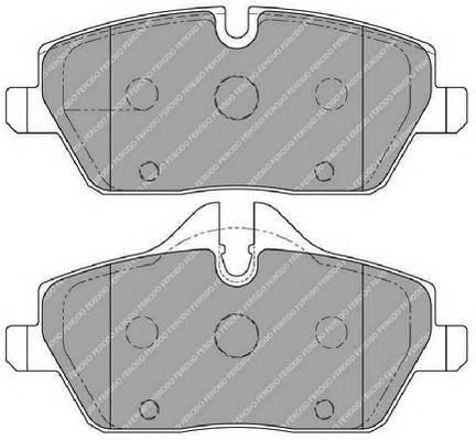 Тормозные колодки Тормозные колодки Ferodo ABE арт. FDB1747