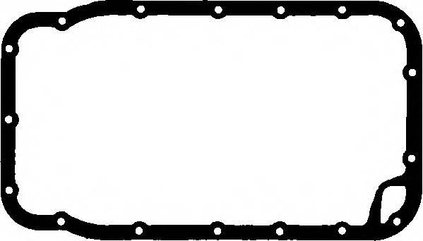 Прокладка, маслянный поддон elring 515460