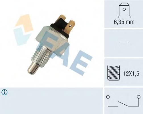 Выключатель сигнала з/хода FAE 40370