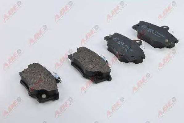 Гальмівні колодки, дискові ABE арт. C1D000ABE