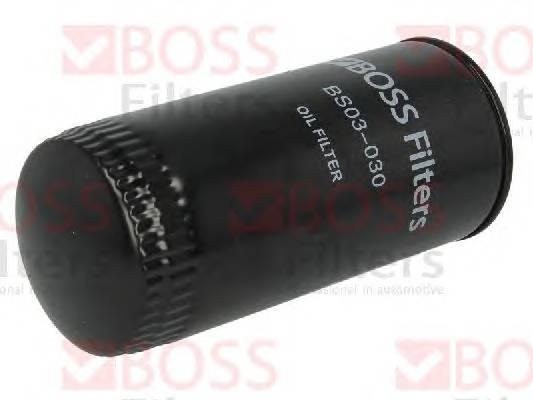 Масляные фильтры Фільтр масляний BOSSFILTERS арт. BS03030