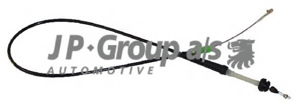 Трос газа VW Golf 1,05-1,8 79-;Passat 1,6-1,8 88-;Toledo JPGROUP 1170100400