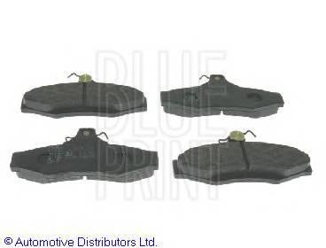 Тормозные колодки Тормозные колодки PAGID арт. ADG04212
