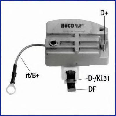 Реле-регулятор 14 0 v HUCO 131001