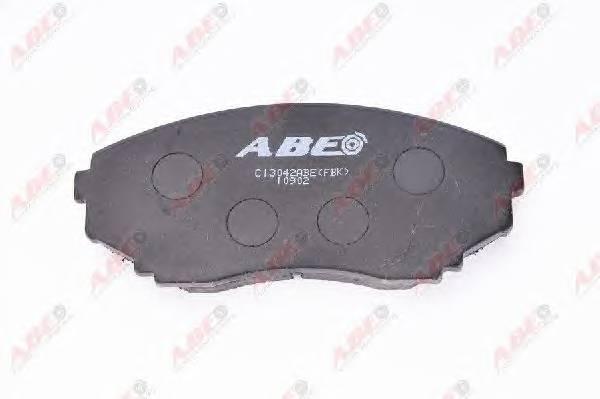 Гальмівні колодки, дискові ABE арт. C13042ABE