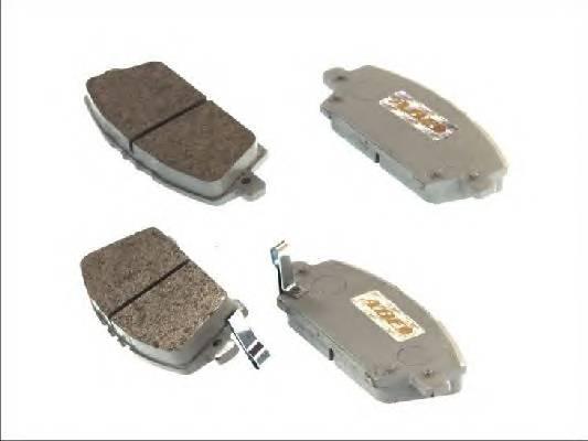 Гальмівні колодки, дискові ABE арт. C14051ABE