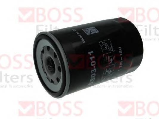 Масляные фильтры Фільтр масляний BOSSFILTERS арт. BS03011