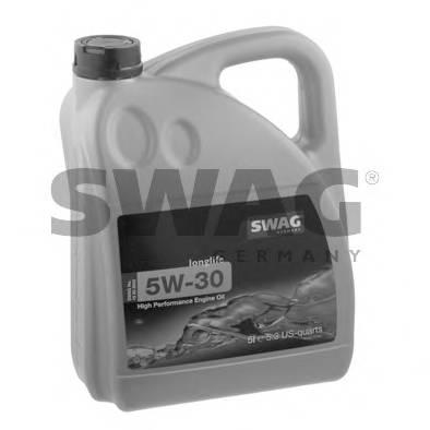 Моторное масло синтетическое д/авто SAE 5W30 Longlife 5L SWAG 15932943