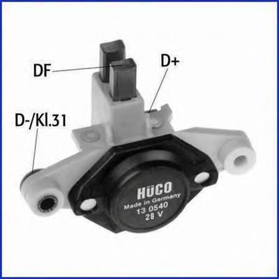 регулятор генератора mb HUCO 130540