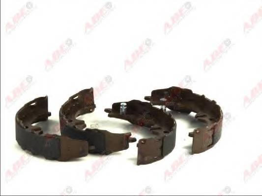 Тормозные колодки Гальмівні колодки, барабанні ABE арт. C02081ABE