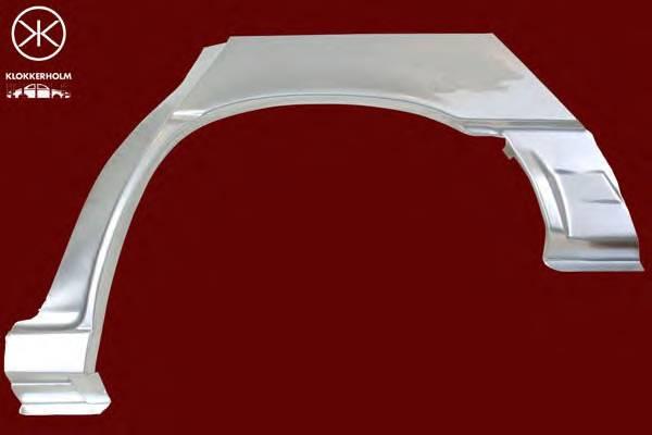 Крылья Арка заднього крила KLOKKERHOLM арт. 5076582