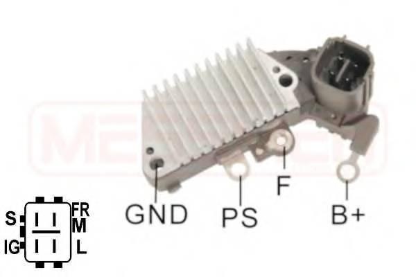 Регулятор генератора ERA 215679