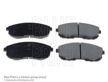 Тормозные колодки Тормозные колодки PAGID арт. ADN14231
