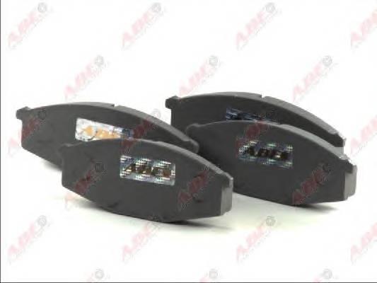 Гальмівні колодки, дискові PAGID арт. C11034ABE