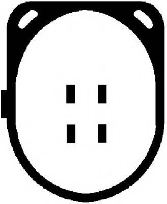 Датчик темпер.охл.жидк. AUDI A4/A6/A8/G4/VW PASSAT HELLA 6PT009107141