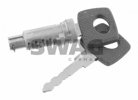 Вкладыш замка двери с ключом MB Sprinter, VW LT 28-46 DT арт. 10924976