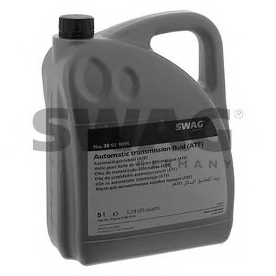 Автотрансмиссионное масло (ATF) 5L SWAG 30939096