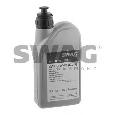 Трансмиссионное масло (GL-5) 75W-90 1L SWAG 40932590