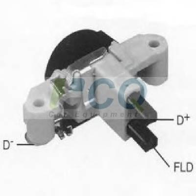 Реле генератора Bosch Iveco Е1,2 LAUBER CQ1010004