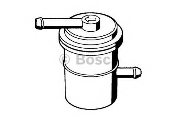 Топливные фильтры Топливный фильтр BOSCH арт. 0450905405
