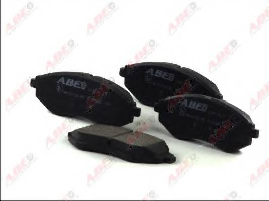 Гальмівні колодки, дискові ABE арт. C10013ABE