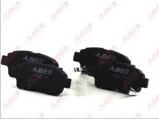 Гальмівні колодки, дискові ABE арт. C12084ABE
