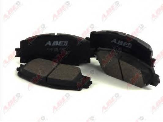 Гальмівні колодки, дискові ABE арт. C12113ABE