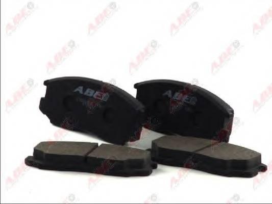 Гальмівні колодки, дискові ABE арт. C15032ABE