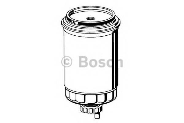 Топливные фильтры Топливный фильтр BOSCH арт. 1457434121