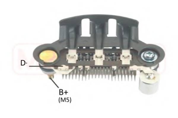 Выпрямитель, генератор (пр-во ERA)                                                                   ERA 215610