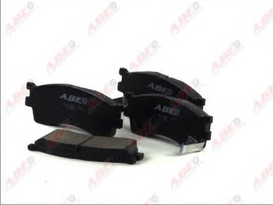 Гальмівні колодки, дискові ABE арт. C10319ABE