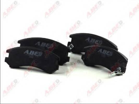 Гальмівні колодки, дискові ABE арт. C11035ABE