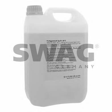 Антифриз (зелёный) (-30 °C) 5L SWAG 60926581