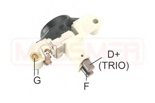 Регулятор генератора (пр-во ERA)                                                                     ERA 215286