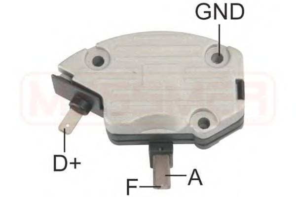 Регулятор генератора (пр-во ERA)                                                                     ERA 215483