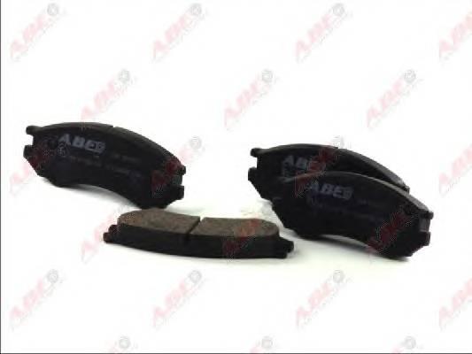 Гальмівні колодки, дискові ABE арт. C11050ABE