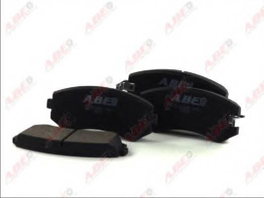 Гальмівні колодки, дискові ABE арт. C11058ABE