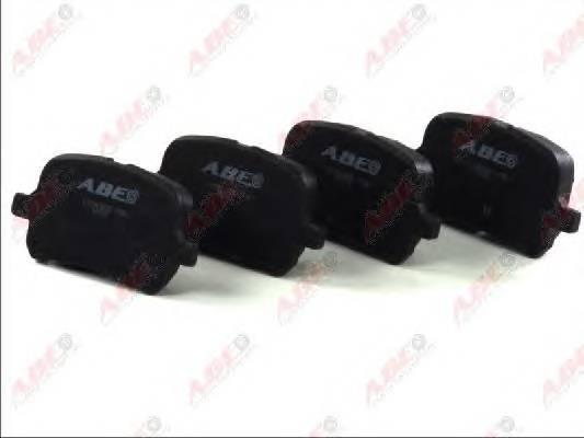 Гальмівні колодки, дискові ABE арт. C12083ABE