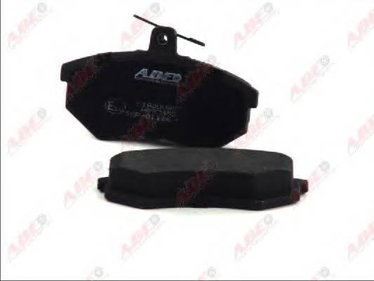 Гальмівні колодки, дискові ABE арт. C1A000ABE