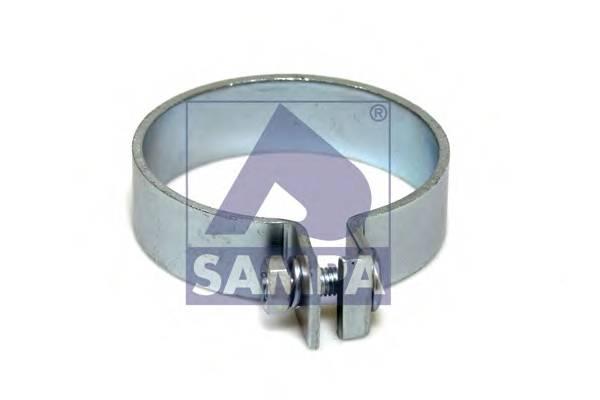 Хомут глушителя SAMPA 020343