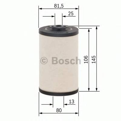 Топливные фильтры Топливный фильтр диз BOSCH арт. 1457431326