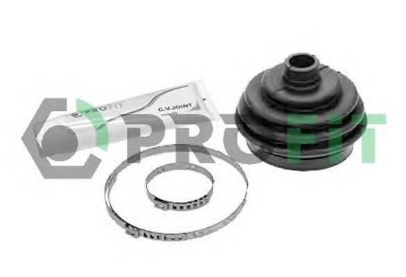 Пильник ШРУС гумовий  змазка PROFIT 27101021XLB