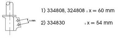 Амортизатор KYB STARLINE арт. 334808