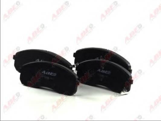 Гальмівні колодки, дискові ABE арт. C10325ABE