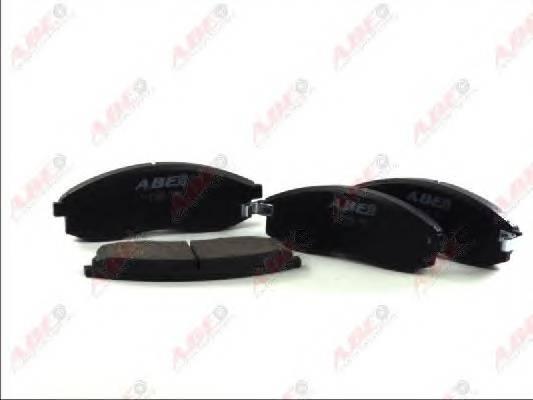 Гальмівні колодки, дискові ABE арт. C11074ABE