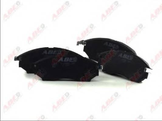 Гальмівні колодки, дискові ABE арт. C11078ABE