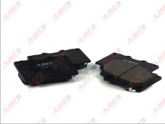 Гальмівні колодки, дискові ABE арт. C12088ABE