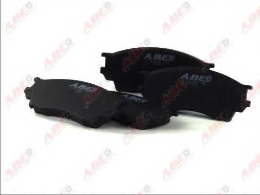 Гальмівні колодки, дискові ABE арт. C13040ABE